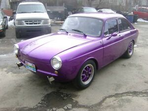 1972 Volkswagen FastBack Type 3 Coupe