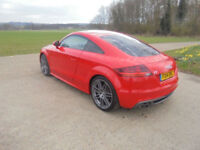 Audi TT Coupe 2.0TDI ( 170ps ) S Tronic quattro Black Edition PCP DEAL £315 PCM