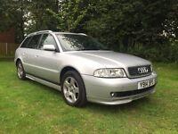 Audi A4 2.5 Tdi Quattro low mileage