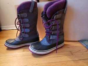 Womens Sorel winter boots
