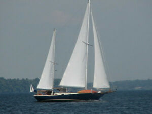 Sailboat -Aluminium Herreshoff Nereia For Sale