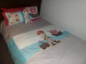 Literie de pirate pour lit simple