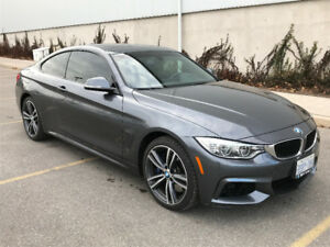 2016 BMW 4-Series 435i xDrive Coupe - lease takeover