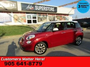 2014 Fiat 500L Sport  MANUAL ROOF BLUETOOTH  PWR-GROUP ALLOYS