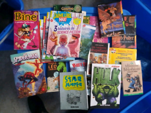9-13 Year Old Children's Book Collection