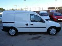 2011 Vauxhall Combo 5 SEATER CREW VAN-CDTi-1248cc-TWIN DOORS