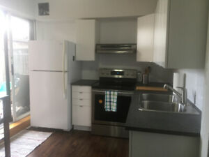 Cozy bright furnished Room near Dufferin and St Clair