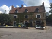 Kitchen Porter, Live in. The Hare & Hounds, Fulbeck Nr Grantham