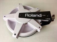 "Roland PD-80 V-Drum 8"" Mesh Head Trigger PD80 for TD 30 85 125 120 105 12 20"