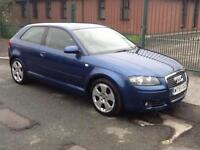 Audi A3 2.0TDI 2006MY Sport MOT FINANCE AVAILABLE WITH NO DEPOSIT NEEDED