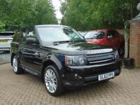 2012 62 Reg Land Rover Range Rover Sport 3.0 SDV6 ( Luxury Pk ) HSE 33000 Miles