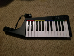 PS3 Pro guitar & keyboard for Rockband