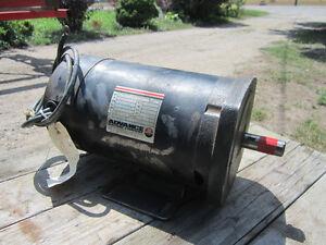 24 volt ,1 hp motor