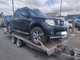 Car, Van and 4x4 Transportation and Recovery, Transporter Breakdown