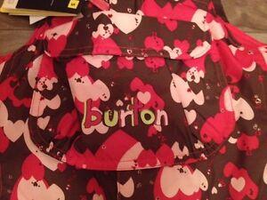 BURTON Pantalon d'hiver fillette 5 ans NEUF Saguenay Saguenay-Lac-Saint-Jean image 2