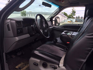 2003 Ford F-350 Extended cab Pickup Truck Prince George British Columbia image 2