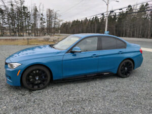 BMW Rims and Run Flat Winter Tires
