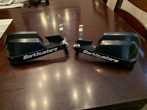 Barkbuster VPS hand Guard BMW F800gs