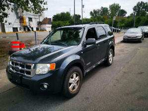 FORD ESCAPE 2008, 4X4 Moteur V6 3.0L