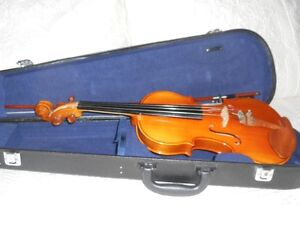 4/4 Siegler Violin /Fiddle