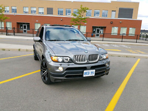 2005 BMW x5 4.8 is