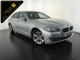 2012 BMW 520D EFFICIENT DYNAMICS 184 BHP 1 OWNER BMW SERVICE HISTORY FINANCE PX