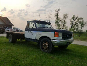 1987 ford f350 great condition diesel