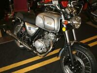 AJS Tempest Roadster New Bike