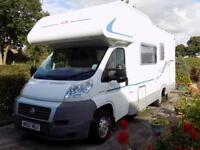 Adria Corral 660 DP Sport 6 Berth Family Motorhome Garage