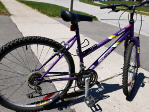 Challenger Next girl bike for 12-14y.o.