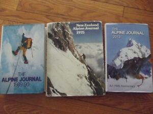 the alpine journal