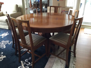 Edwardian Dining Suite MUST SELL