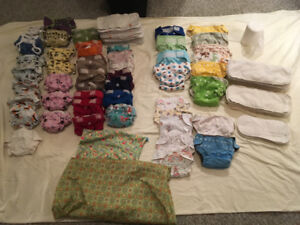 Cloth Diapers for sale - $100