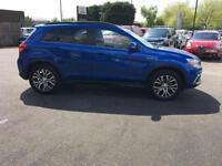 2017 Mitsubishi ASX 2.2 4 5dr Auto 4WD Diesel blue Automatic