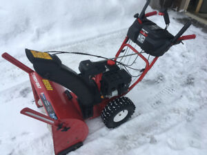Troy-Bilt Snowblower
