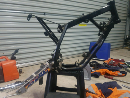 Ktm 50 sx with heaps of spares Geurie Wellington Area Preview