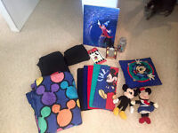 Mickey Mouse Single Bed Set & Accessories