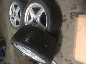 Mercedes Benz Cls 550 Rims