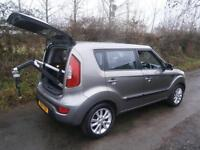 2012 Kia Soul 1.6 CRDi 2 5dr AUTOMATIC WHEELCHAIR ACCESSIBLE VEHICLE 5 door W...