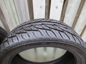 2 NEW GENERAL TIRE G-MAX  AS-03  215/45ZR/18 XL Kitchener / Waterloo Kitchener Area image 8