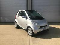 2007 Smart Fortwo 1.0 Passion 2dr