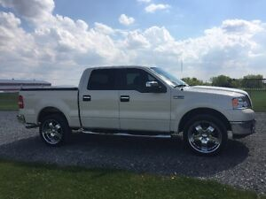 2007 Ford F-150 Camion