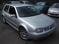 2003 VOLKSWAGEN GOLF GT TDI (150 BHP) HATCHBACK DIESEL