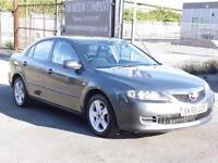 Mazda 6 2.0TD, TS2, Grey, 2006, 87 000 Miles,Hatchback, 3 Months Warranty