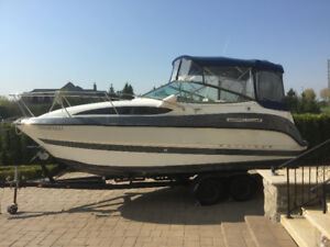 245 Bayliner Powerboat in Kingston Will not last Long.
