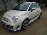 2013 (13) FIAT 500 1.4 T-JET 160BHP ABARTH 595 COMPETIZIONE ONLY 39,000 MILES