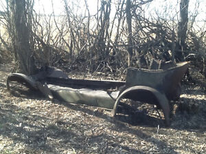 1920's Era Chassis and Body