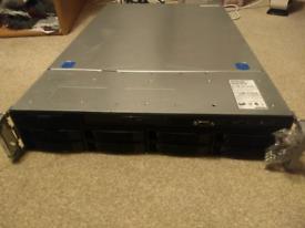 Intel 2U server - dual XEON E5-2620.