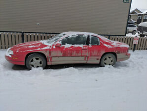 Classic Monte Carlo 1995 Chevy project car