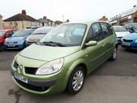 2007 Renault Megane Scenic 1.6 VVT Dynamique Automatic From £2,395 + Retail Pack